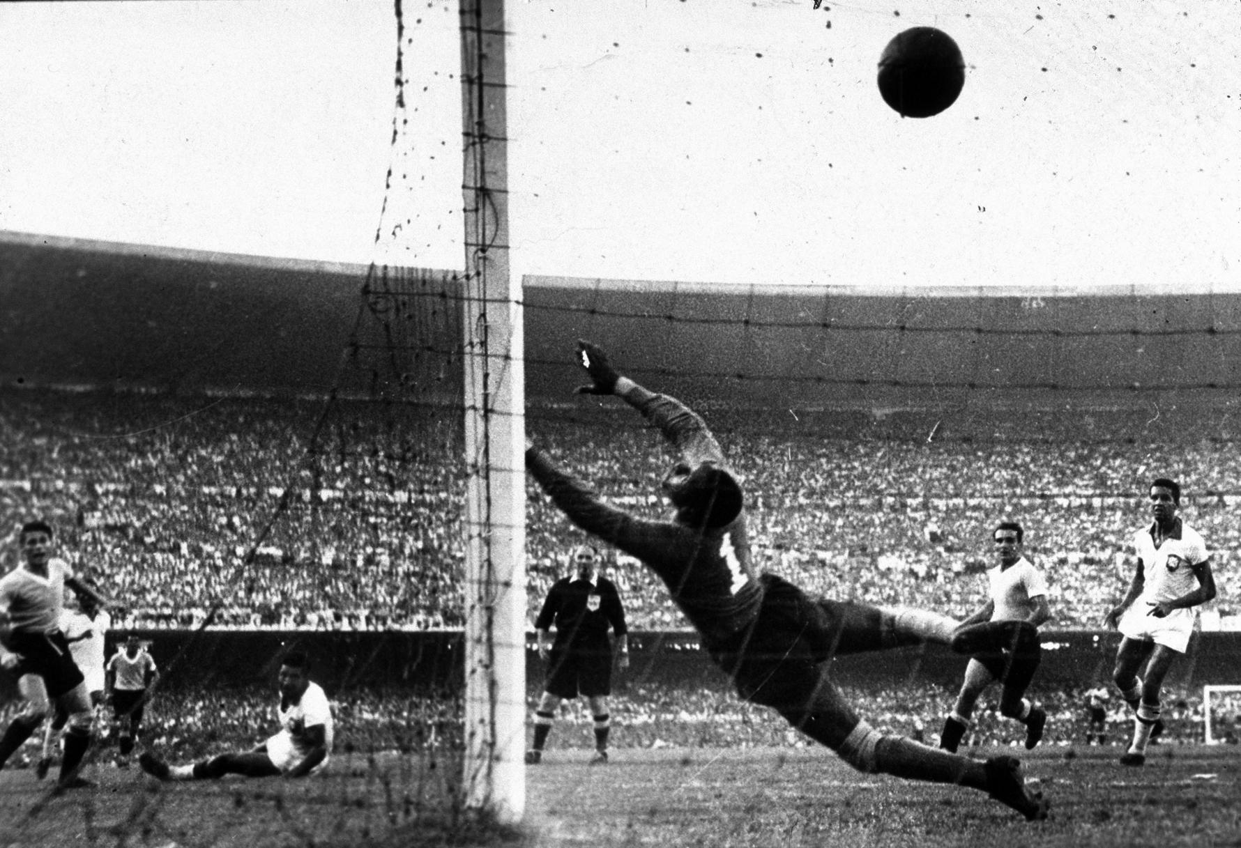 Brésil-Uruguay Coupe du monde de football 1950