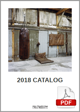 John Woodbridge Makers 2018 catalog