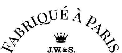 John Woodbridge, produit fabriqué à Paris