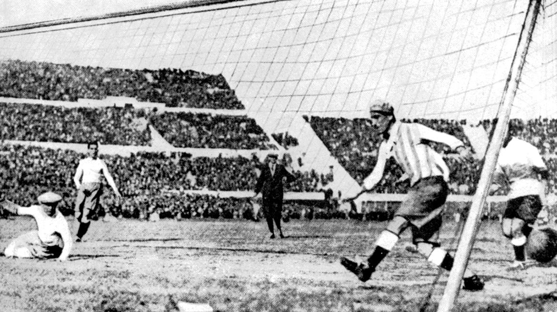 Uruguay-Argentine, finale de la Coupe du monde de football 1930