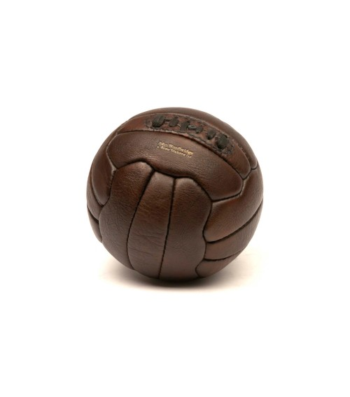 MINIATURE VINTAGE FOOTBALL BALL