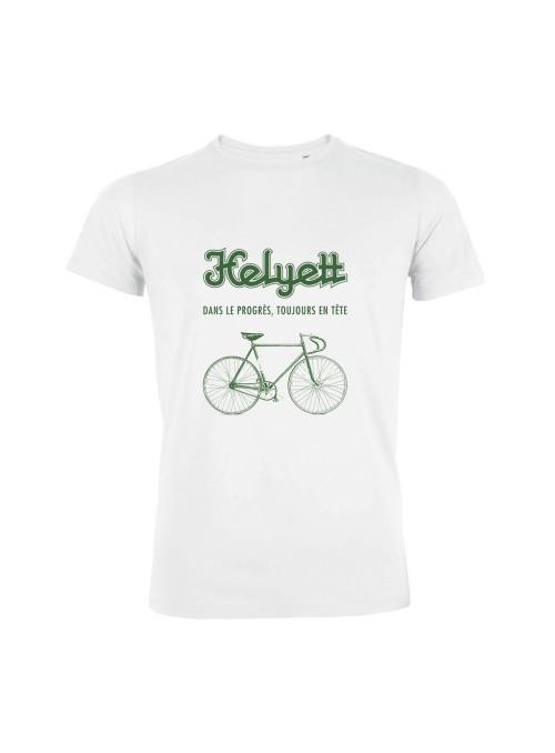 Helyett Cycles vintage T-shirt