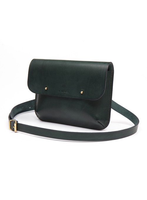 LEATHER GO OUT BAG