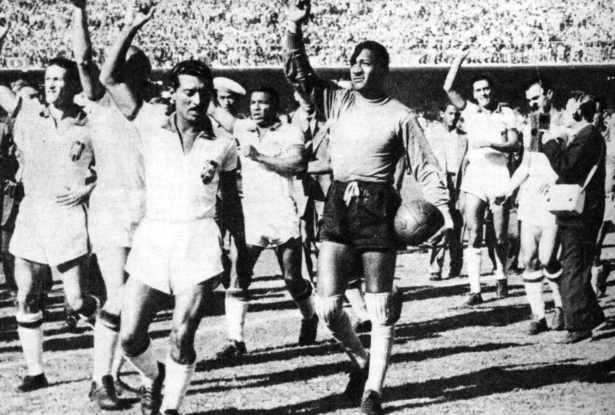 Brazil-Spain World Cup 1950