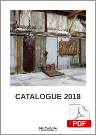 John Woodbridge Makers catalogue 2018