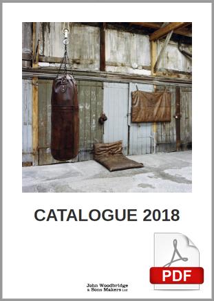John Woodbridge Makers catalogue 2018