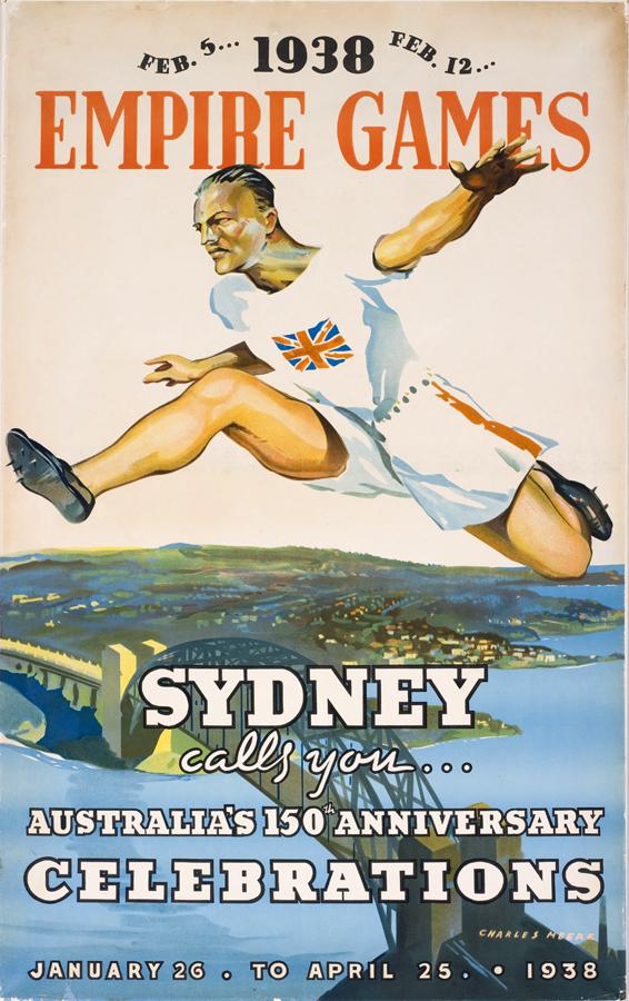 british empire games sydney 1938