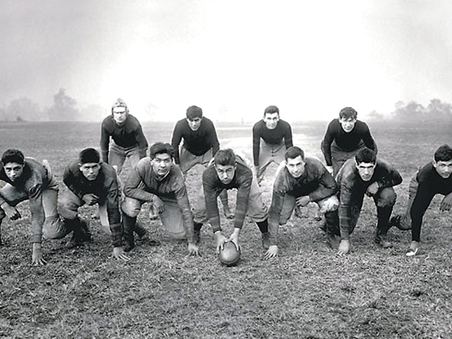 carlisle indians football 1912