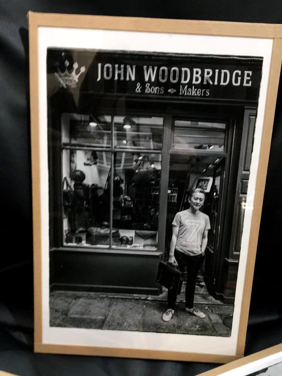 Eldo Yoshimizu John Woodbridge