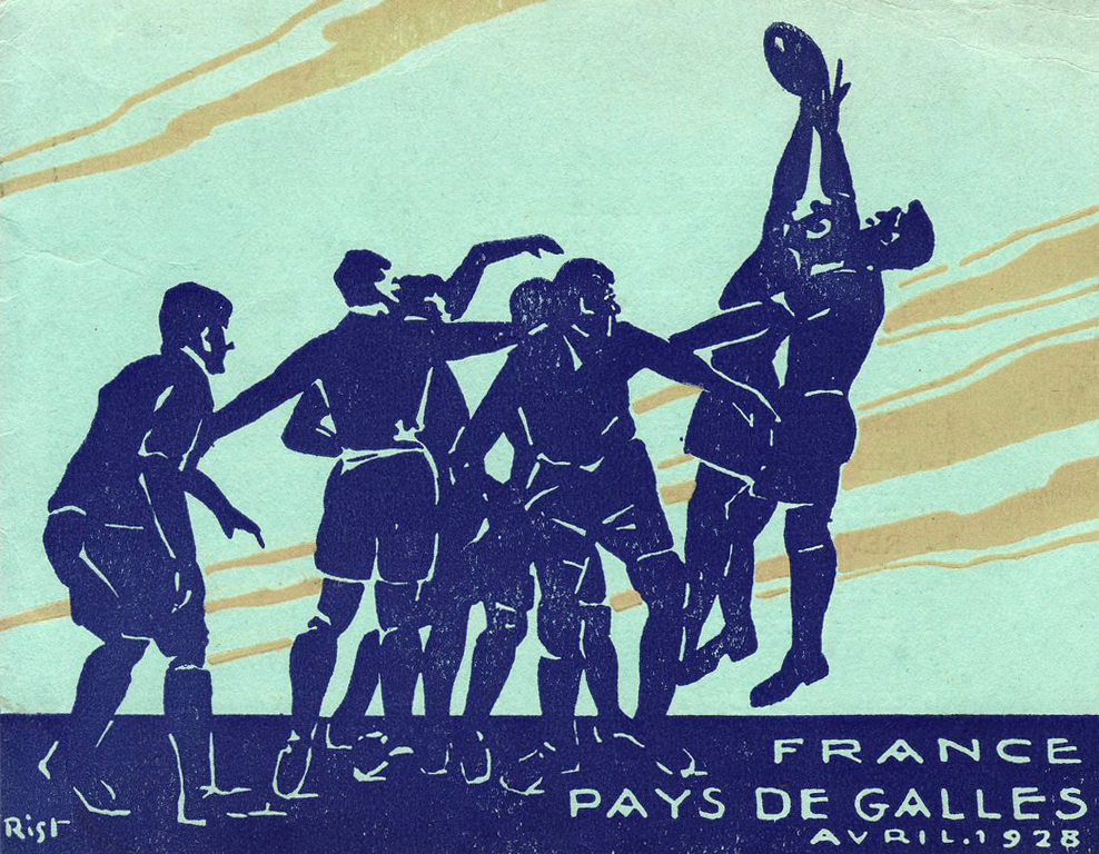 france wales 1928 tournoi 5 nations