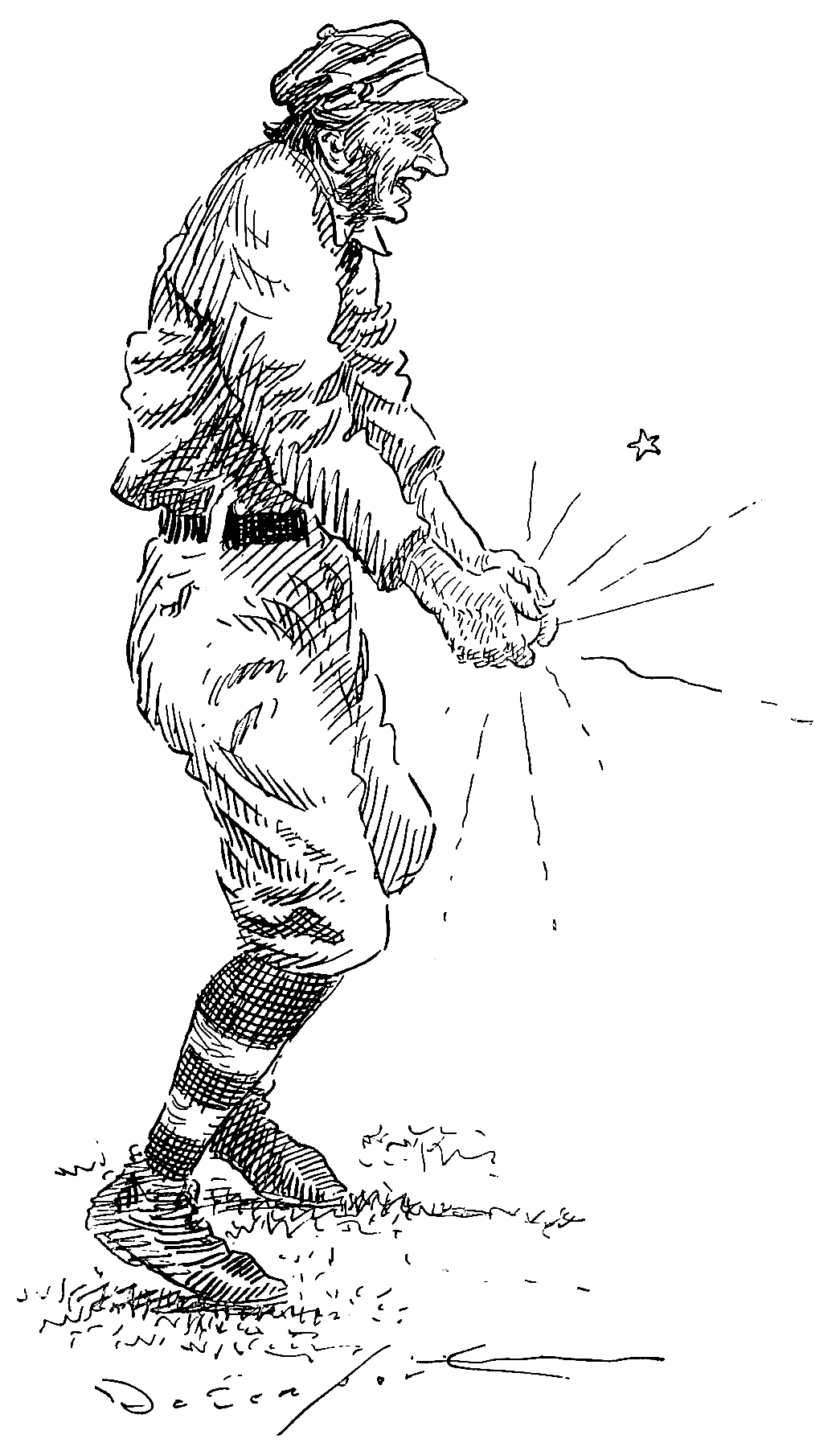 Histoire du gant de baseball