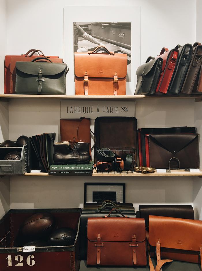 john woodbridge vintage store in paris