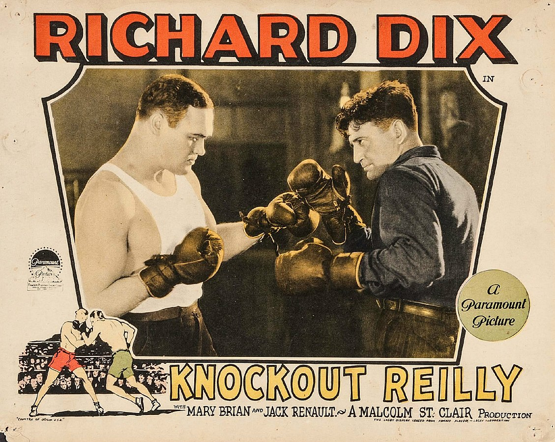 Knockout Reilly 1927