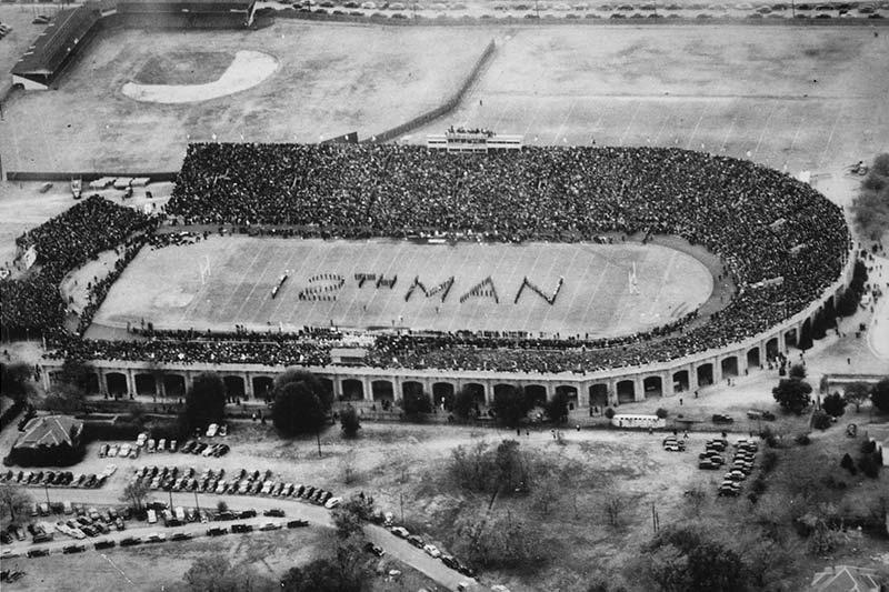 kyle field stadium 1930s
