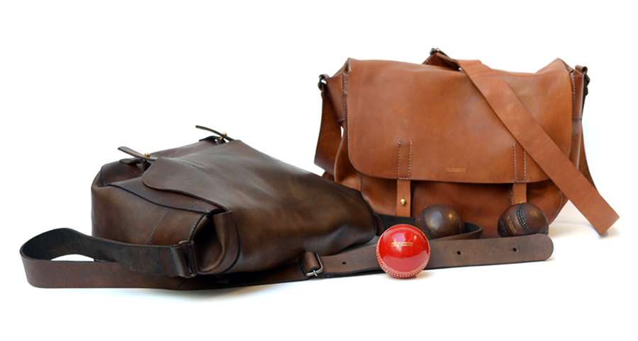 leather messenger bag postman
