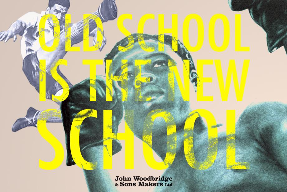 old school is the new school