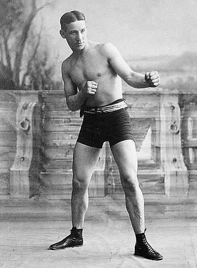 tommy ryan boxeur à mains nues