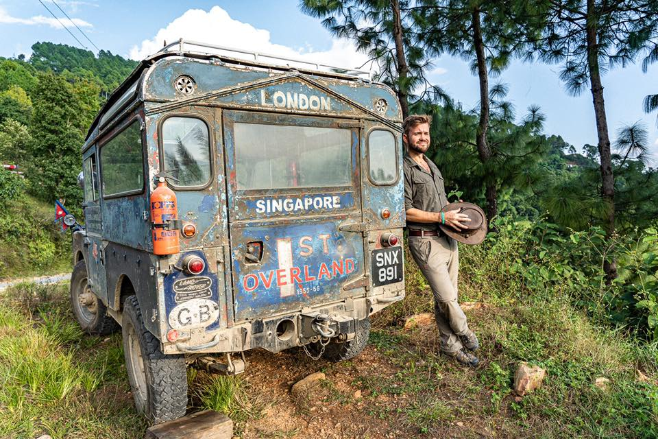 the last overland: singapore to london