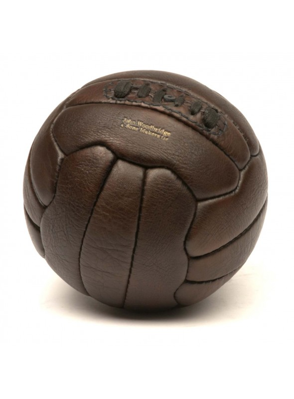 1950s Vintage Leather Football Ball