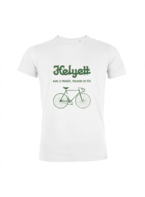 T-shirt Helyett « Dans le progrès, toujours en tête »