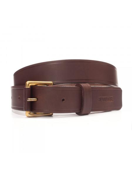 ceinture en cuir simple