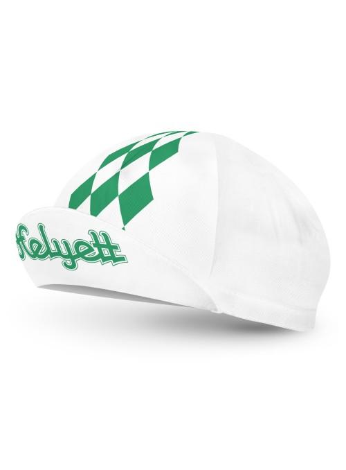 Casquette de cycliste Helyett