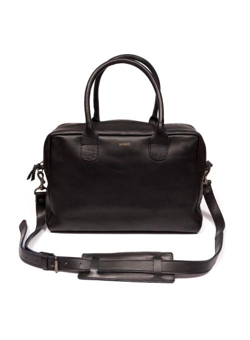 Sac Computer Bag vintage en cuir 15 pouces