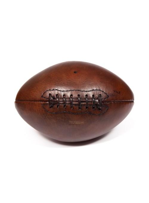 Ballon de football américain vintage années 1930