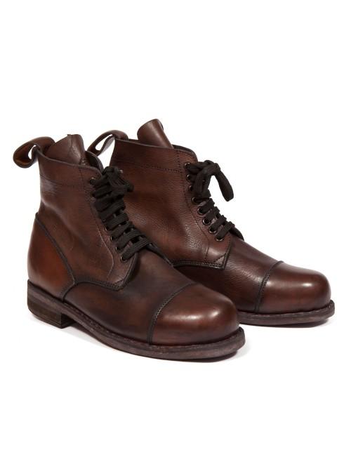 Work boots en cuir