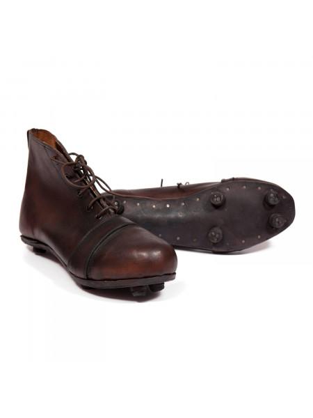 Chaussures de sport vintage en cuir