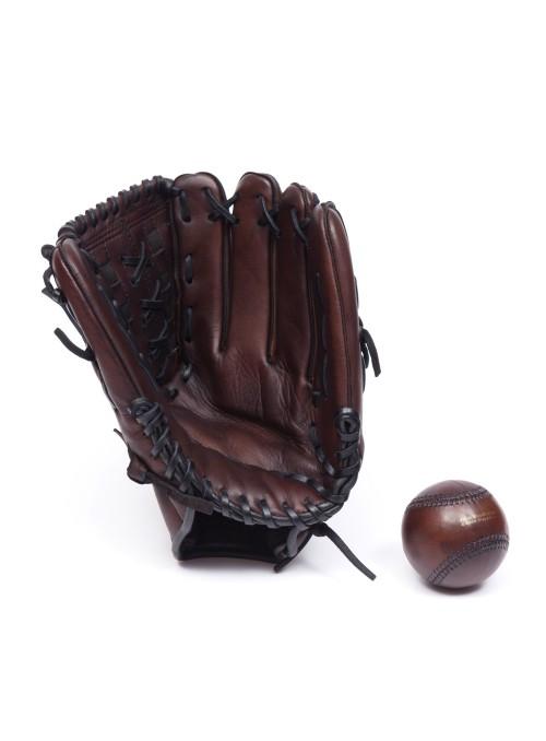 Gant de baseball vintage années 1920