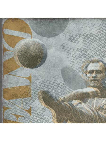 Poster Alfrédo Di Stéfano 1947 70x50 cm