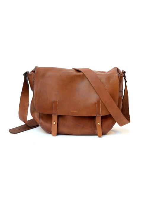Sac besace en cuir Messenger Bag
