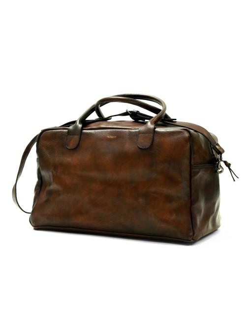 Sac de sport en cuir Week-End Bag
