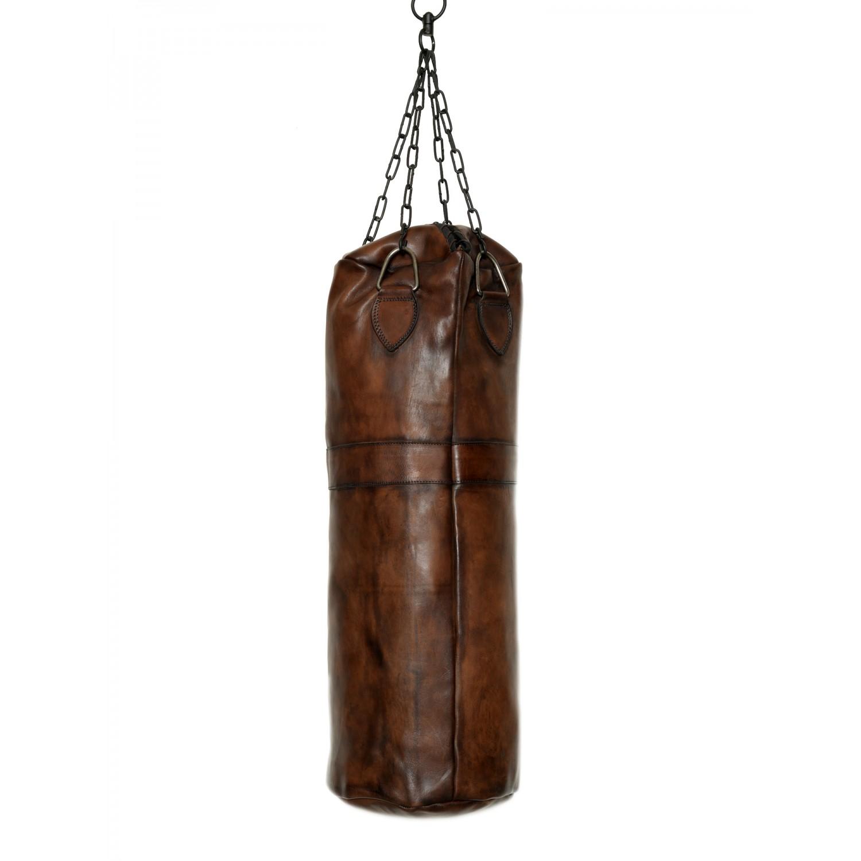 The Classic European WEEKEND BAG patina leather handmade