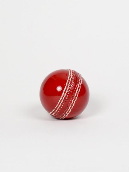 vintage cricket ball