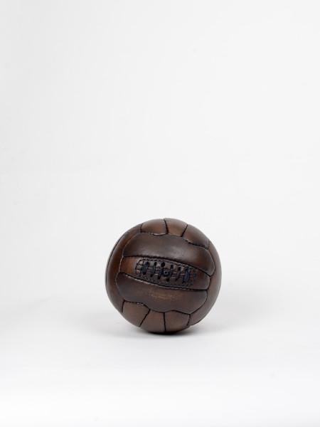 miniature leather vintage football 1950s