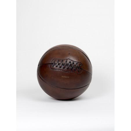 leather vintage basketball