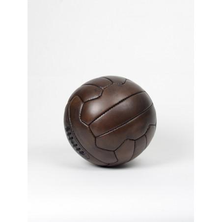 leather vintage football 1950s