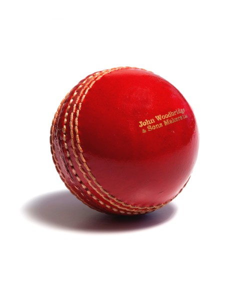 Vintage cricket ball 1920