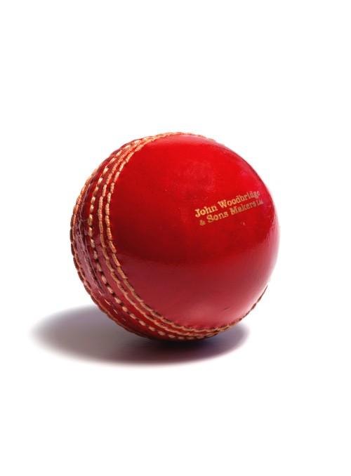 Balle de cricket vintage années 1920