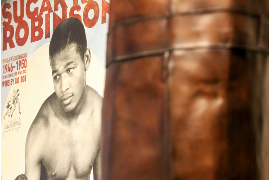 Sugar Ray Robinson, The Greatest