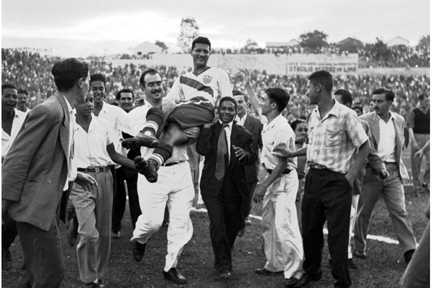 The Miracle on Grass, the other chock of the 1950 World Cup