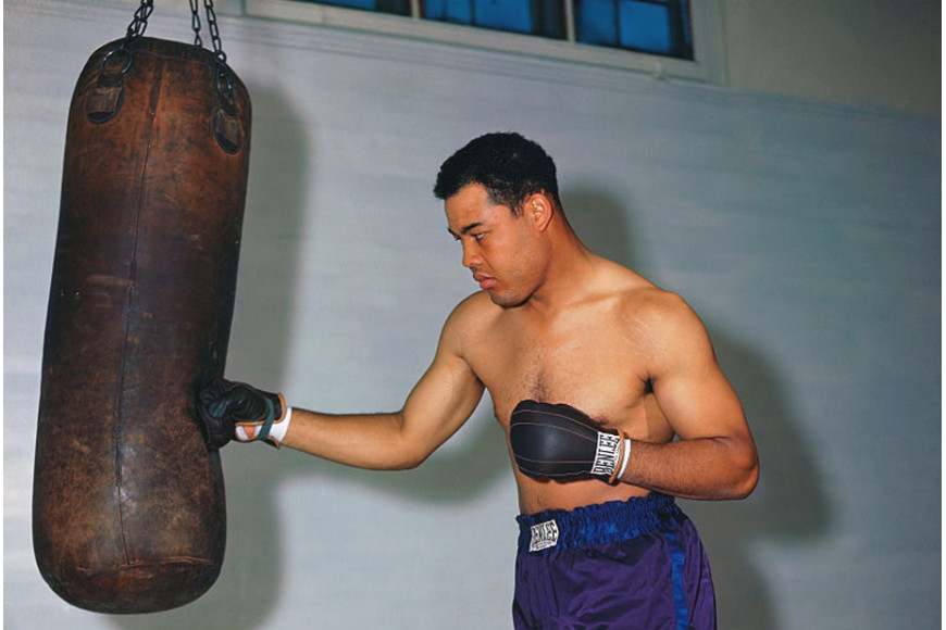 Joe Louis, The « Brown Bomber »