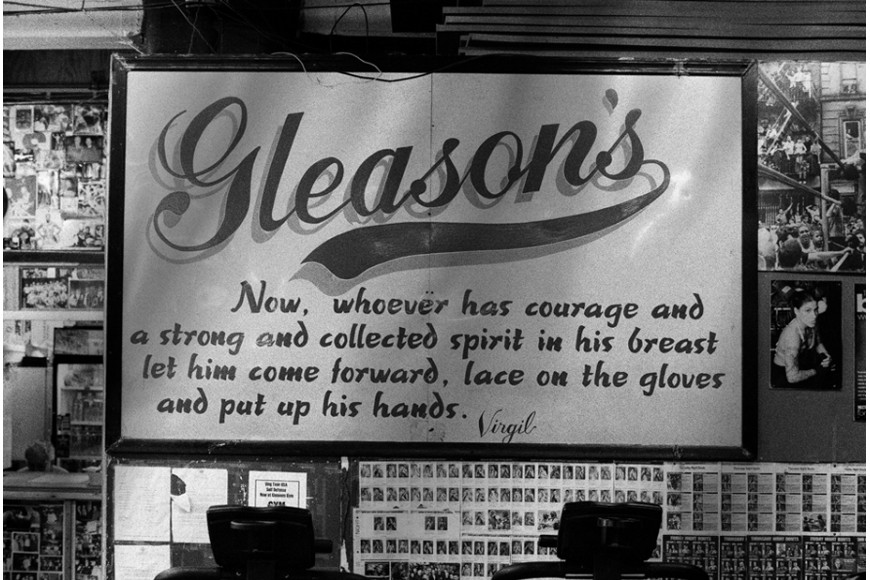Gleason's Gym, champions factory from Bronx to Brooklyn
