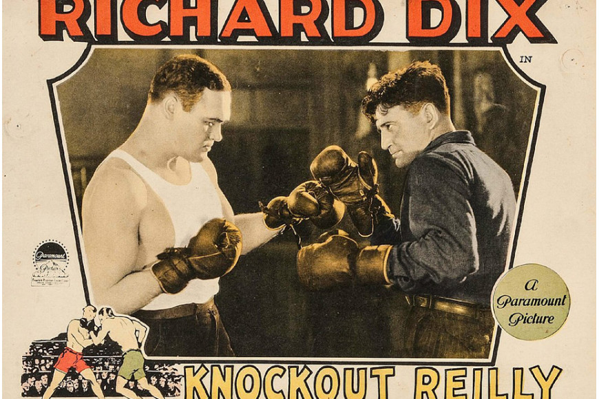 Boxing and cinema: Knockout Reilly