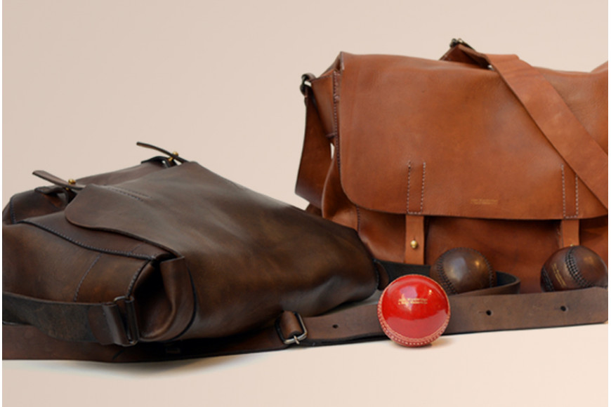 Timeless: the messenger bag