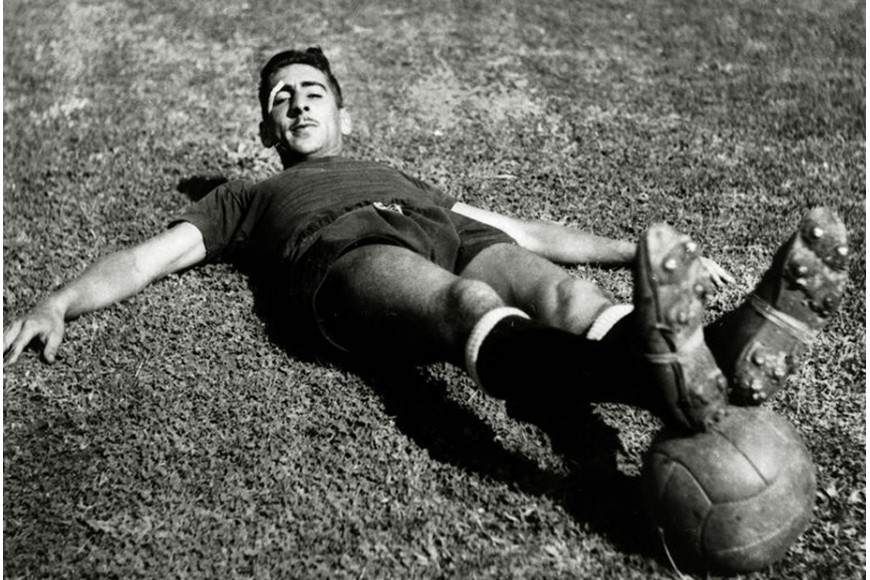 Alcides Ghiggia, the player who silenced Maracanã