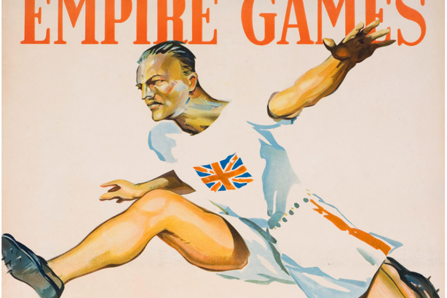 The British Empire Games, an olympiad for the Union Jack