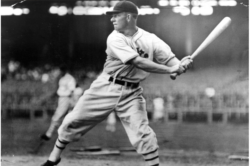 Loyal players: Melvin Ott, 511 home runs for the Giants